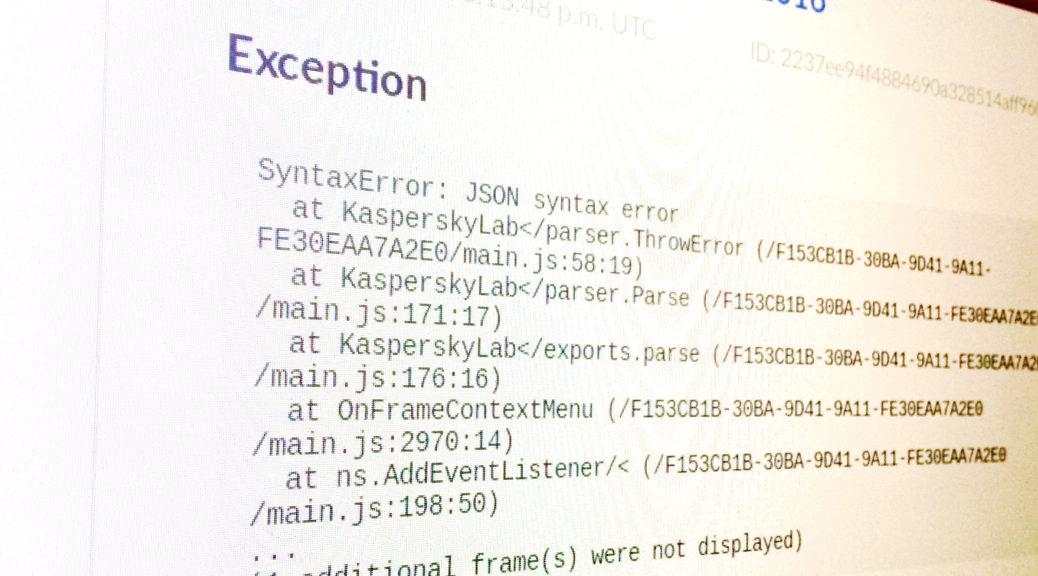 Wykrywanie na żywo błędów JavaScript