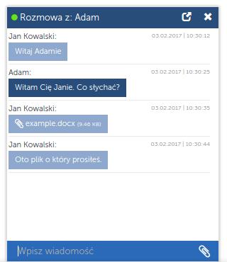Komunikacja na żywo